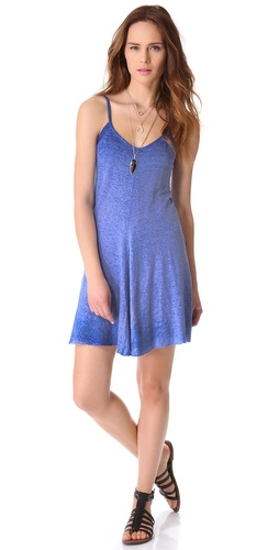 Brochu Walker Linen Jersey Sundress
