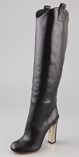 B Brian Atwood Paradis High Heel Boots