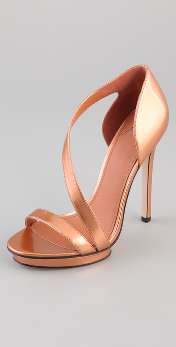 B Brian Atwood Consort High Heel Sandals