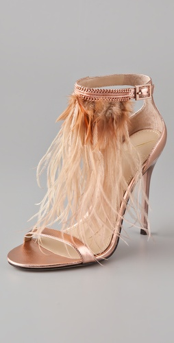 B Brian Atwood Laracca High Heel Sandals from shopbop.com