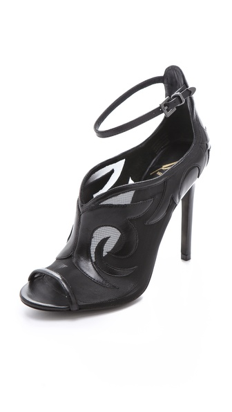 B Brian Atwood Linscott Scrolled Pumps
