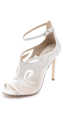 B Brian Atwood Linscott Scrolled Pumps at Shopbop.com