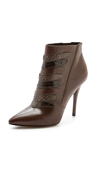 B Brian Atwood Duris High Heel Booties