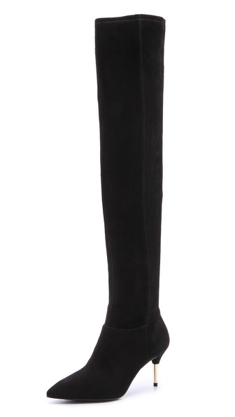 B Brian Atwood Mazzarine Over the Knee Boots