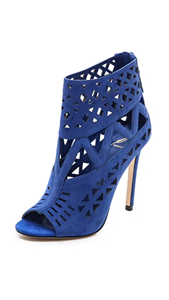 B Brian Atwood Levens Cutout Booties