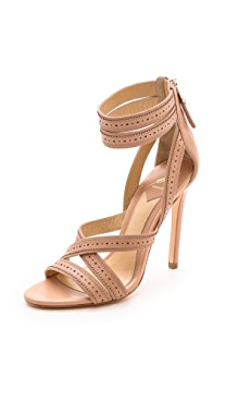 B Brian Atwood Lucila Strappy Sandals