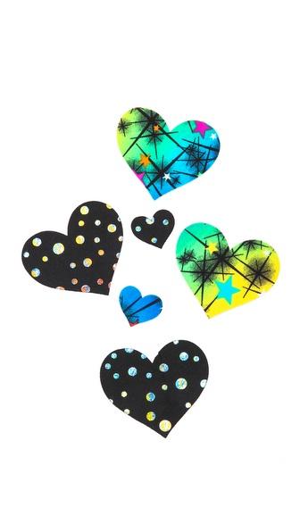 Bristols 6 Spin Me Heart Nippies