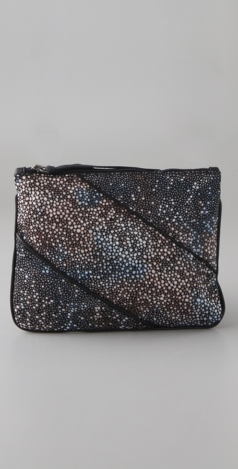 Bryna Nicole Bay Stingray Cross Body Bag / Clutch