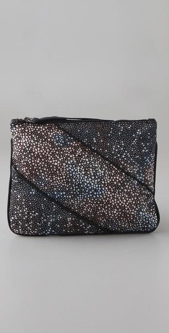 Bryna Nicole Bay Stingray Cross Body Bag / Clutch