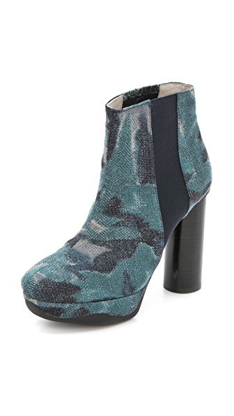 b store Annie High Heel Booties