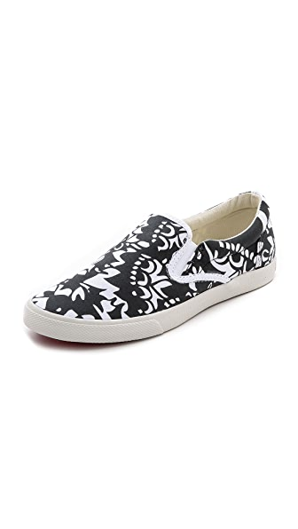 BucketFeet Apsara Slip On Sneakers