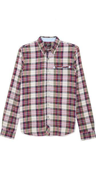 Burkman Bros. Welt Pocket Shirt