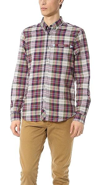 Burkman Bros. Welt Pocket Shirt