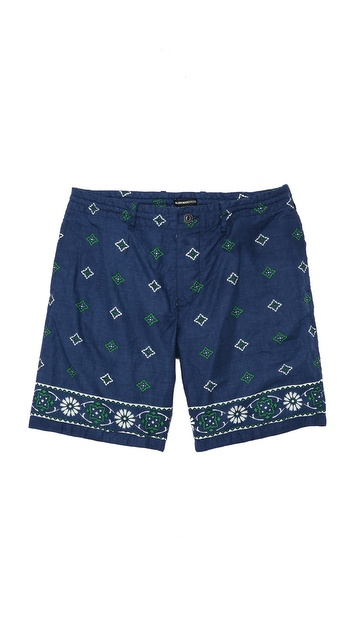 Burkman Bros. Drawcord Shorts