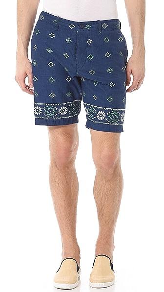 Burkman Bros. Drawcord Shorts