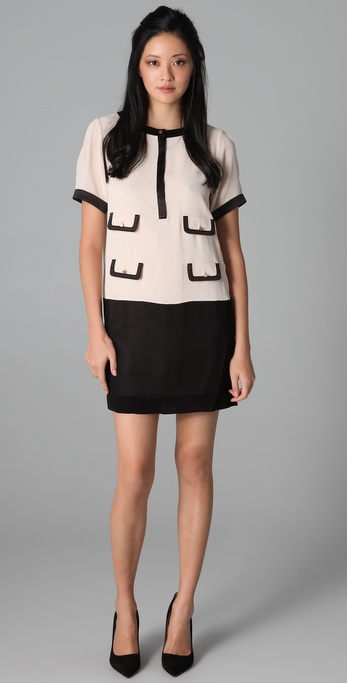 By Malene Birger Diama Crew Neck Dress