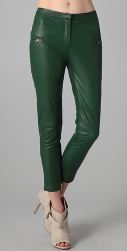 By Malene Birger Alisa Leather Pants