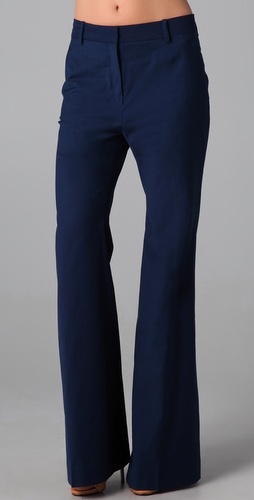 By Malene Birger Cara High Waisted Flare Trousers