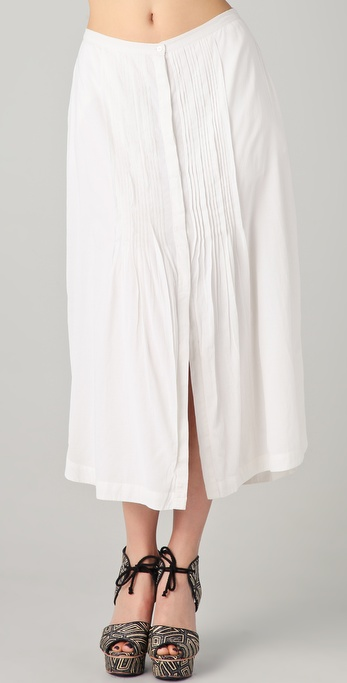 By Malene Birger Sinaa Mid Length Skirt