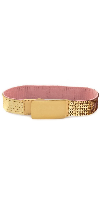 By Malene Birger Flexy Shine Belt