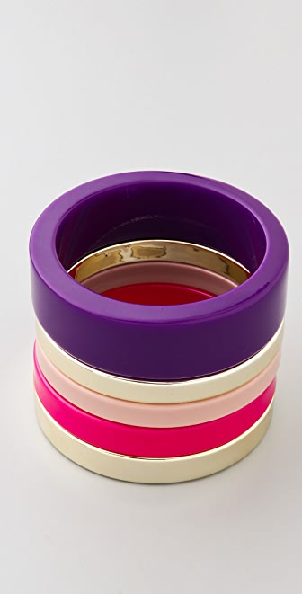 By Malene Birger Color Repetition Cirkella Bracelets