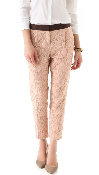 By Malene Birger Glauco Lace Pants