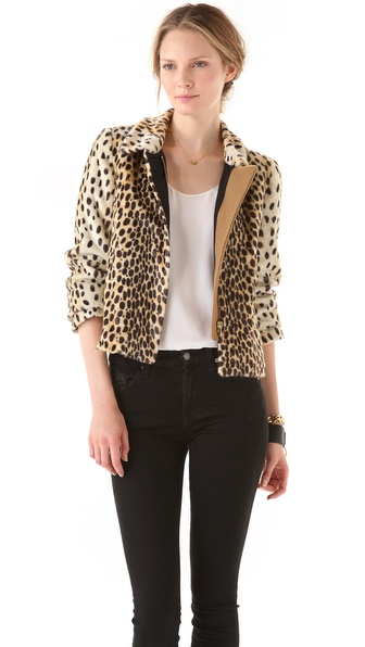 By Malene Birger Galatea Leopard Jacket