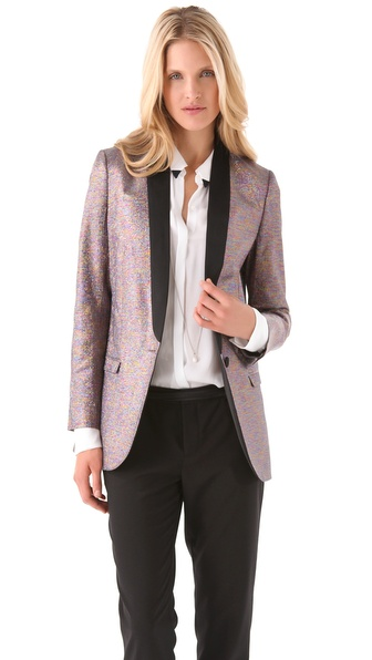 By Malene Birger Isaria Blazer