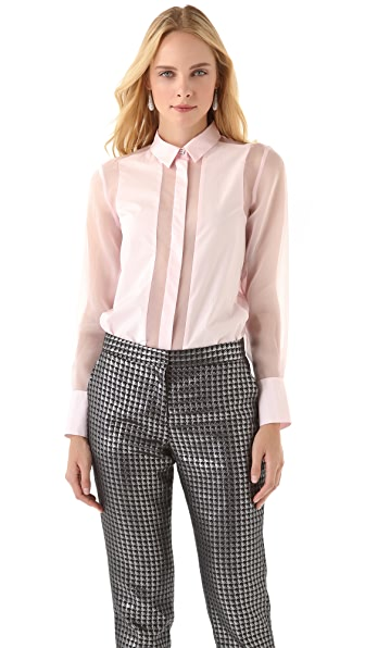 By Malene Birger Larakia Panel Blouse
