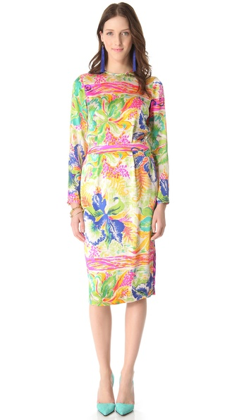 By Malene Birger Adiba Tropical Dress
