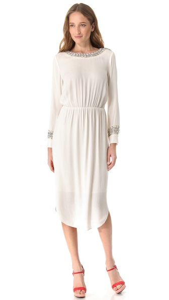 By Malene Birger Livisia Beaded Dress