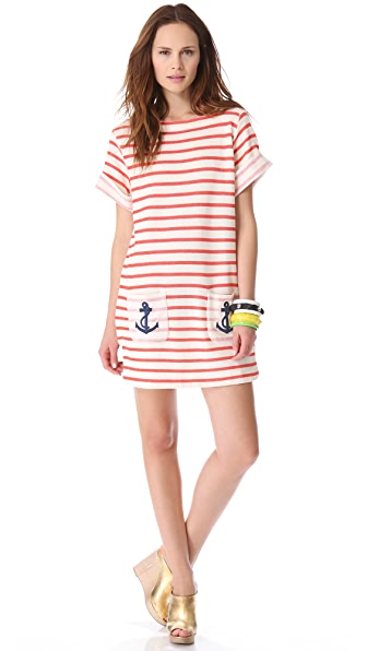 By Malene Birger Awikio Riviera Stripe Dress