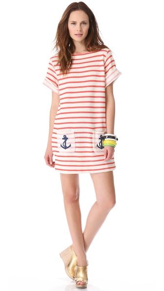 By Malene Birger Awikio Riviera Stripe Dress