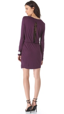 By Malene Birger Fina Lace Back Dress