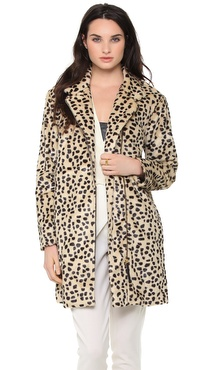 By Malene Birger Cheetah Coat