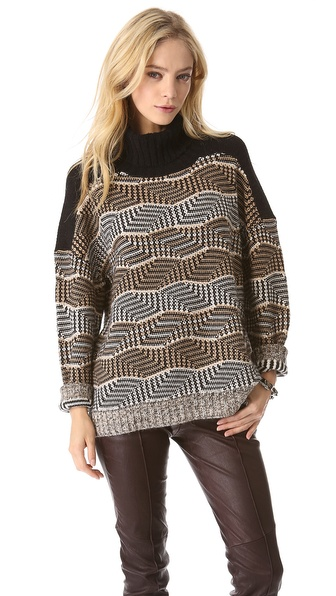 By Malene Birger Harie Turtleneck
