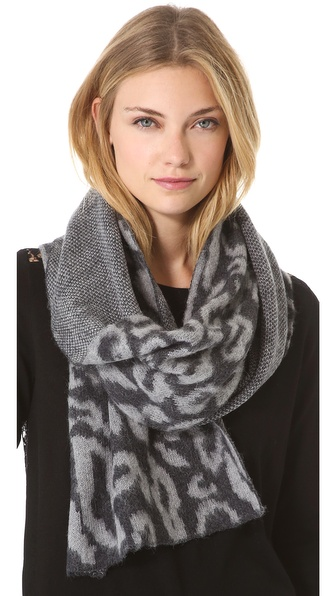 By Malene Birger Malle Patterned Scarf