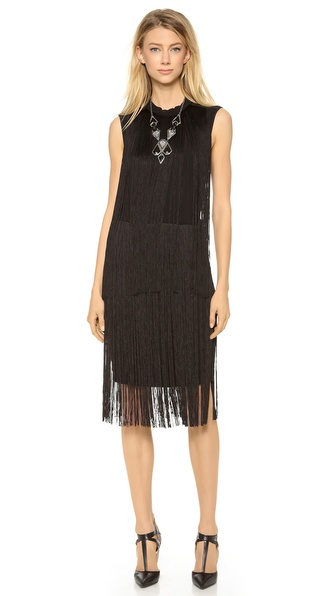 By Malene Birger Ajala Fringe Dress