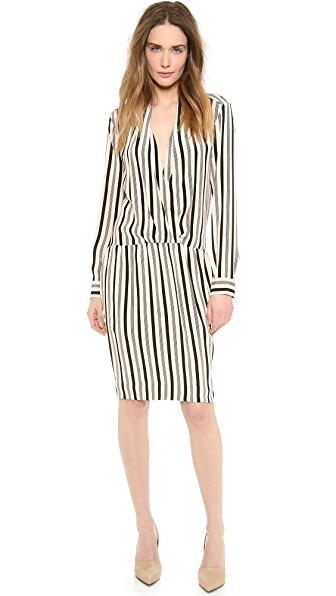 By Malene Birger Ragini Striped Dress