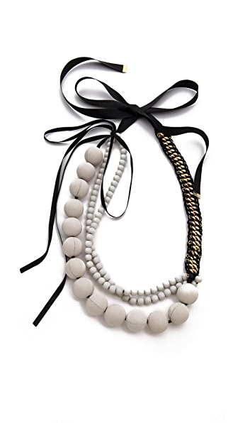 By Malene Birger Embracia Necklace