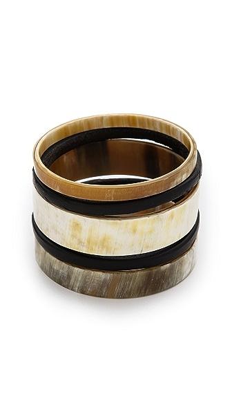 By Malene Birger Tigas Bracelet Set