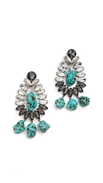 By Malene Birger Braicca Clip On Earrings