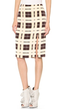 By Malene Birger Costanza Pencil Skirt
