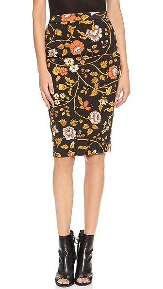 By Malene Birger Alegra Floral Skirt