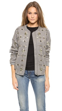 By Malene Birger Prospera Embellished Jacket