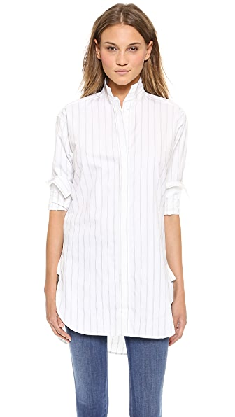 By Malene Birger Francas Oversized Button Down
