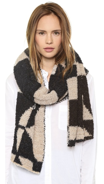 By Malene Birger Knit Work of Art Asunho Scarf
