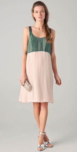 Cacharel Sleeveless Shift Dress