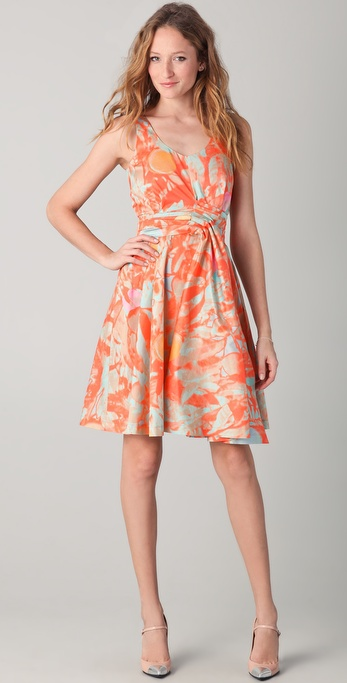 Cacharel Bora Bora Dress