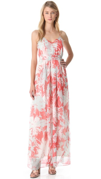 Cacharel Sleeveless Maxi Dress